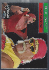 2006 WWE Topps Heritage Chrome Edition