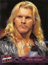 2001 WWF Fleer Raw Is War