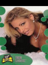 2001 WWF Fleer Ultimate Diva Collection