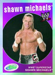 2007 WWE Topps E-topps Trading Cards