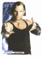 2008 WWE Edibas Lamincards #2 (Germany)
