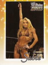 2003 WWE Fleer Divine Divas