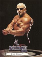 2003 WWE Fleer Wrestlemania XIX