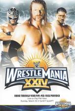 2008 WWE Wrestlemania XXIV Fan Axxess Tour Post Cards