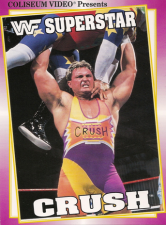 1993 WWF Coliseum Video Post Cards
