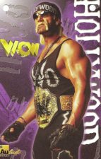 1999 WCW/WWF Authentic Images Signature Series