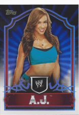 2011 WWE Topps Classic