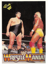 1990 WWF Classic Series 2: Wrestlemania