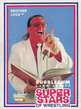 1989 WWF Market Scene Superstars: Series 1 (New Zealand)