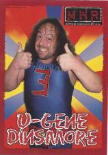 2010-2012 Missouri Wrestling Revival Trading Cards