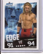 2009 WWE Topps Slam Attax Evolution Collectible Card Game (U.K.)