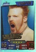 2010 WWE Topps Slam Attax Rumble Collectible Card Game (U.K.)