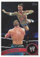 2011 WWE Topps 2011
