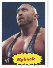 2012 WWE Topps Heritage