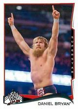2014 WWE Topps 2014