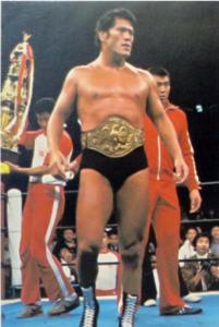 1981 Popy Kajiwara Wrestling Figure Cards (Japan)