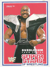 1990 WWF Market Scene Superstars: Series 3 (New Zealand)