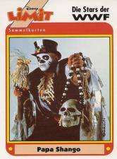 1992 WWF Limit Magazine Wrestling Stars (Germany)
