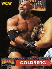 1999 WCW Topps WCW/NWO Nitro