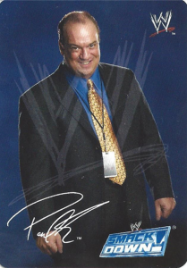 2004 WWE Prominter (Italy)