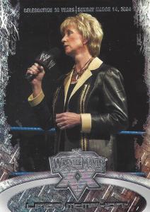 2004 WWE Fleer Wrestlemania XX
