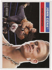 2005 WWE Topps Heritage