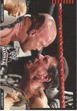 2008 WWE Topps Ultimate Rivals