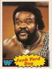 1985 WWF Topps Pro Wrestling Stars:Series 1