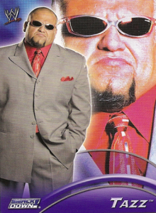 2004 WWE Topps Raw Vs. Smackdown Apocalypse (U.K.)