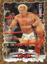 2004 TNA Pacific Trading Cards