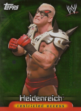 2006 WWE Topps Insider Cards (U.K.)