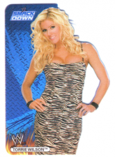 2008 WWE Edibas Lamincards #1 (Germany)