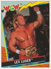 1992 WCW Topps Trading Cards (U.K.)