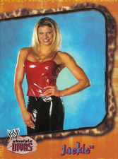 2002 WWE Fleer Absolute Divas