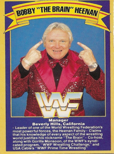 1988-2008 WWF/WWE Ice Cream Cards