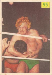 1955-56 Parkhurst Wrestling Trading Cards