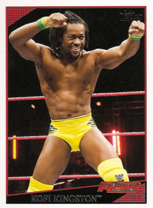 2009 WWE Topps 2009