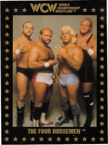 1991 WCW Championship Marketing Trading Cards