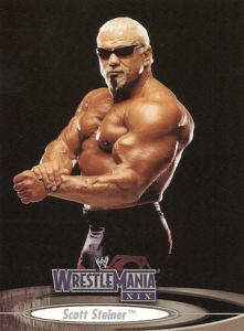 2003 WWE Fleer Wrestlemania XIX