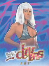 2001 WWF Fleer Divas Magazine Cards