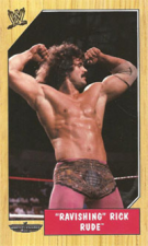 2007-2008 WWE Topps DVD Cards