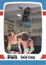 2012 SoCal Pro Wrestling Trading Cards – Series 2