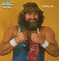 1989 WWF Quaker Oats Collector Cards