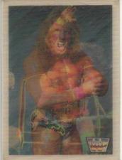 1990 WWF Hasbro Flip Figure Cards