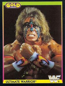 1992 WWF Merlin Gold Series (U.K.)