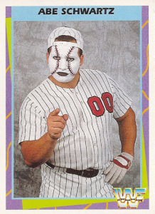 1995 WWF Merlin Wrestling Cards (Germany)