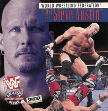 1997 WWF Stridex Cards