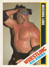 1985 Wrestling All-Stars Magazine Cards