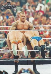 2011 WWE Topps Champions