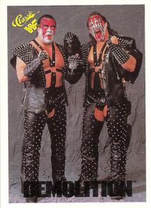 1990 WWF Classic Series